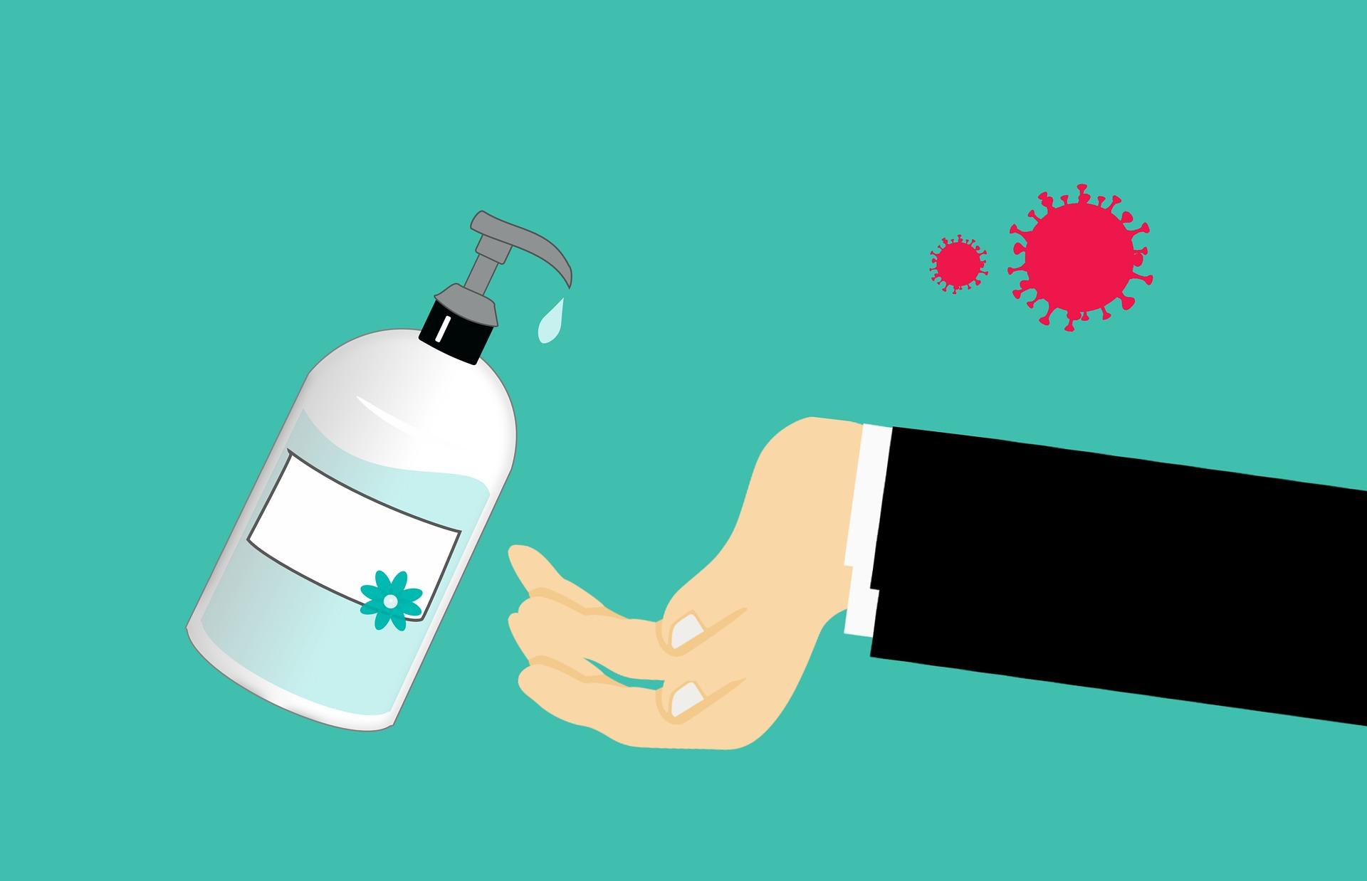Analyse des risques - Le gel hydroalcoolique