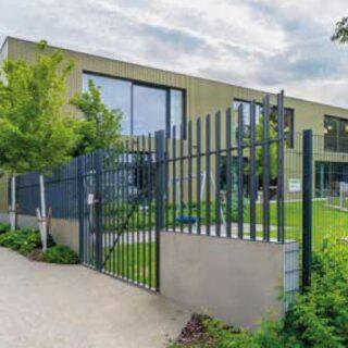 Neubau Crèche in Gasperich